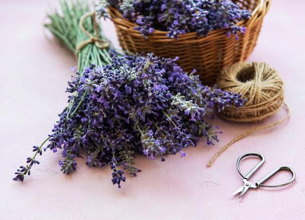 Bos van lavendel