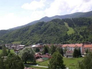 Bosnia landschap, livno
