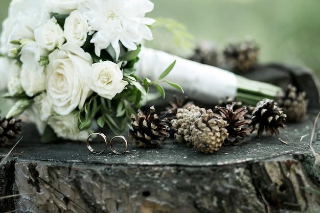 Bouqeut van de bruid