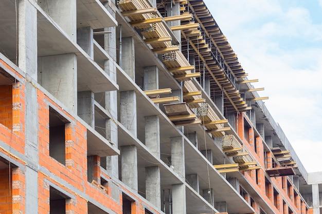 Bouw bouwplaats werk