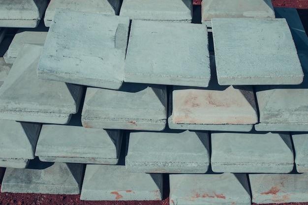 Bouw stenen bakstenen