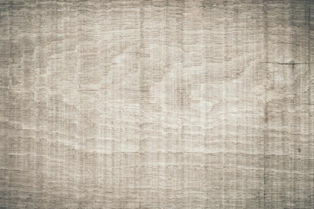 Bovenaanzicht bruin hout met barst
