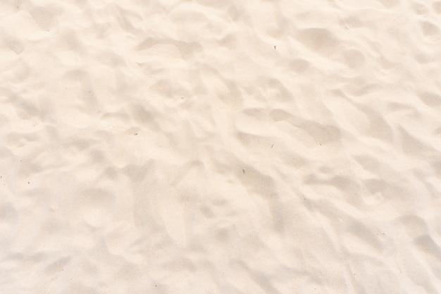 Bovenaanzicht close-up zand textuur achtergrond