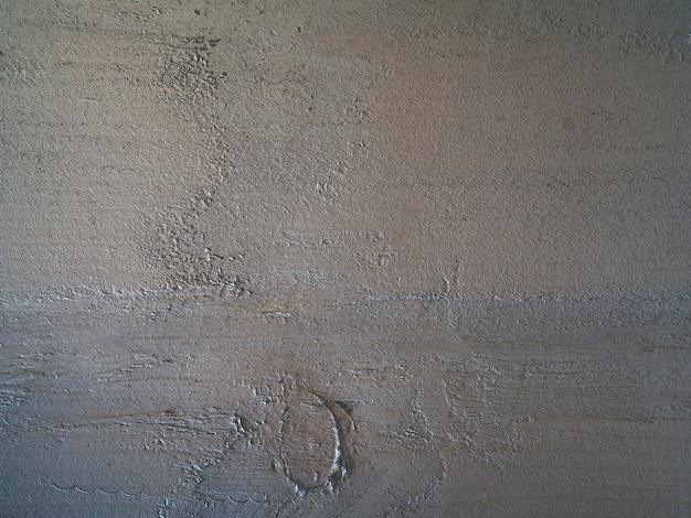 Bovenaanzicht geschilderd houten oppervlak