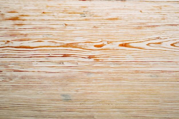 Bovenaanzicht op wit geborsteld houten structuur. - afbeelding