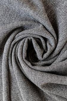 Bovenaanzicht stof textuur