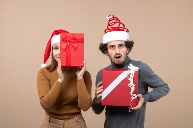 Bovenaanzicht van nieuwjaarsstemming en feestconcept