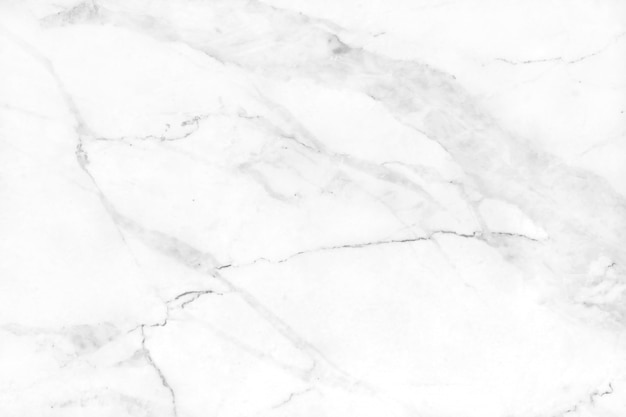 Bovenaanzicht van witte grijze marmeren textuurachtergrond