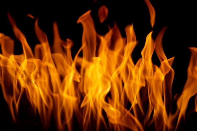 Brand vlammen achtergrond
