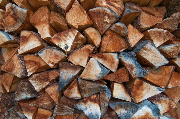 Brandhout achtergrond