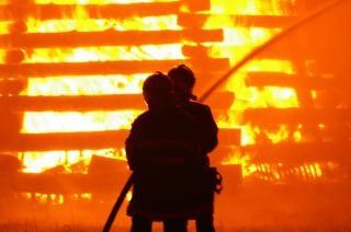 Brandweermannen, helm