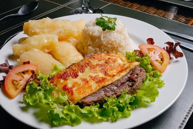 Braziliaanse gastronomie zonvlees traditionele en populaire keuken uit het noordoosten van brazilië