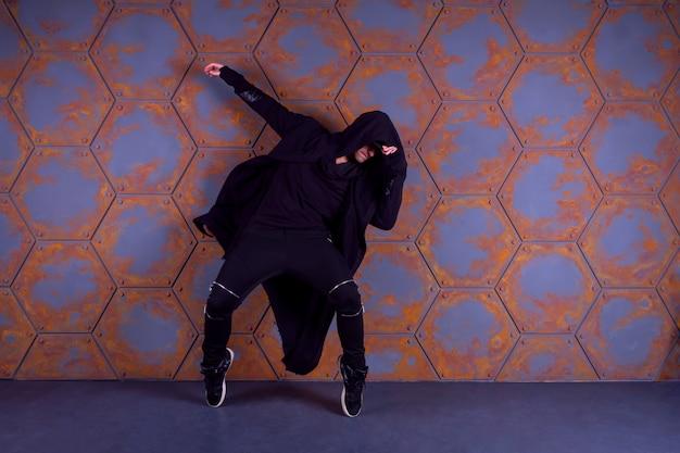 Breakdancer dansen