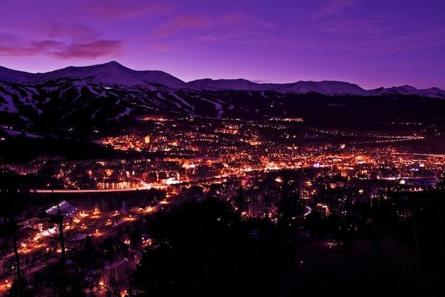 Breckenridge twilight