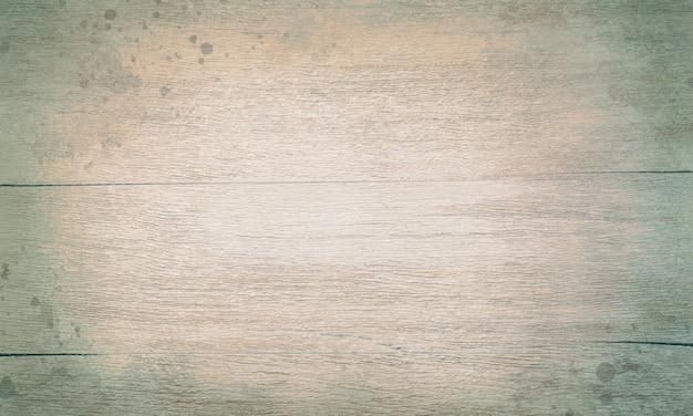 Brede grunge verweerde houten achtergrond