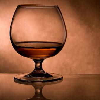 Brendy in glas
