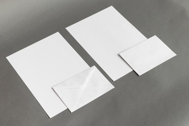 Briefpapier concept
