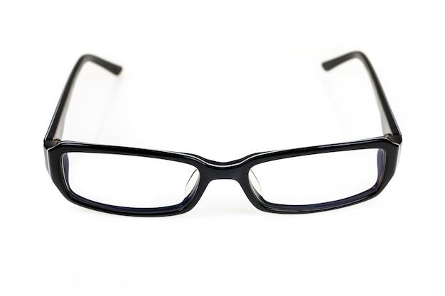 Brillen op wit