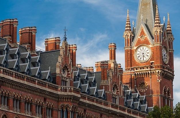 Brittannië gebouwen londen engeland groot historisch