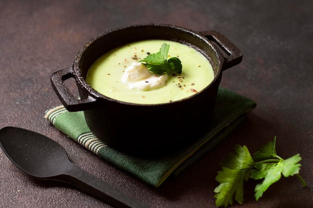 Broccoli creme soep wintervoer