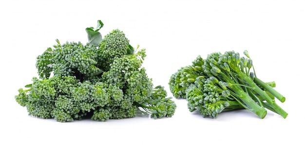 Broccoli geïsoleerd