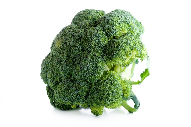Broccoli over wit