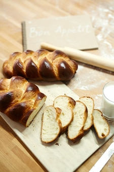 Brood en melk