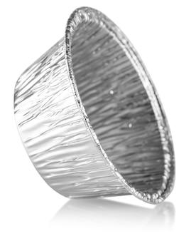 Brood glanzend aluminium sjabloon