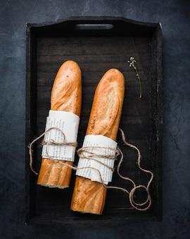Brood om mee te nemen