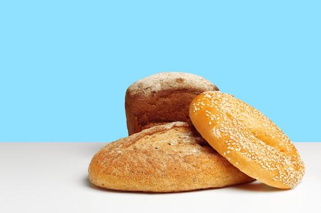 Brood op tafel