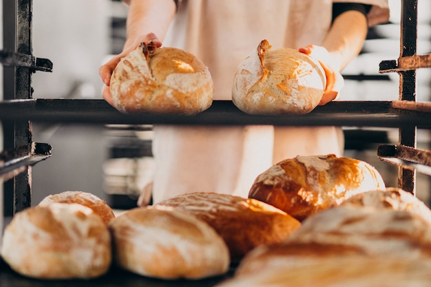 Broodbakindustrie, smakelijk gebak