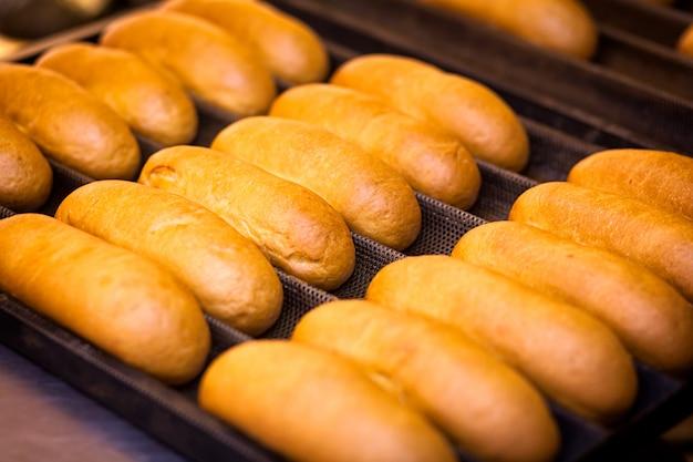 Broodjes met worsten