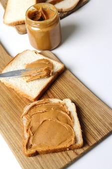 Broodjes pindakaas