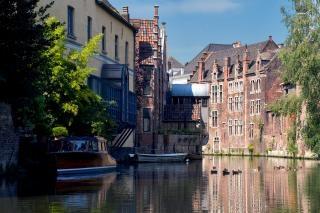 Brugge architectuur