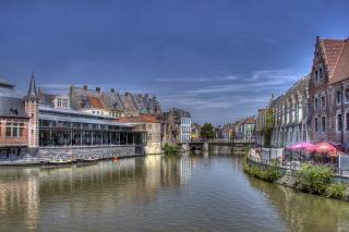 Brugge buitenkant