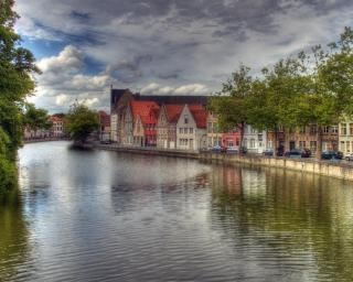 Brugge gebouwen