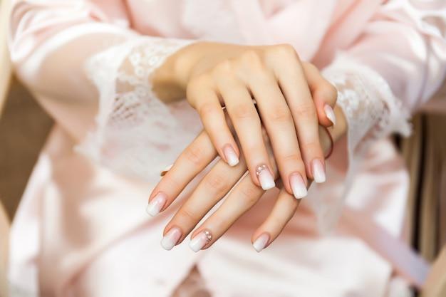 Bruid aankleden