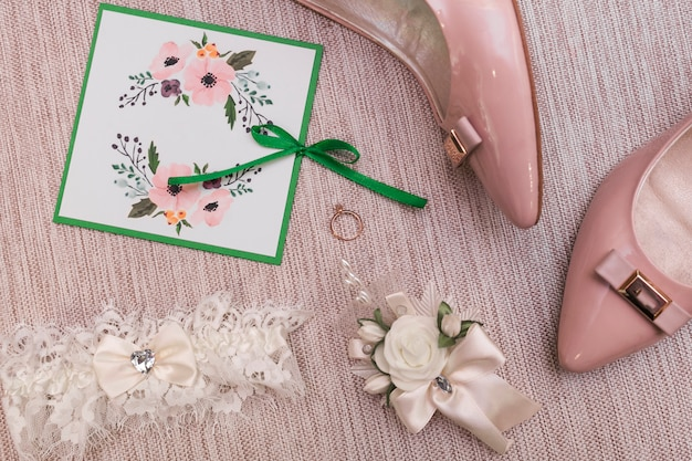 Bruid accessoires