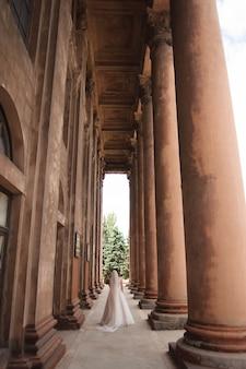 Bruid bruiloft details - trouwjurk