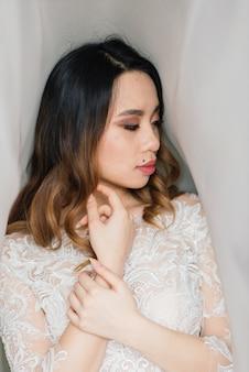 Bruid uit azië, bruiloft voorbereiden