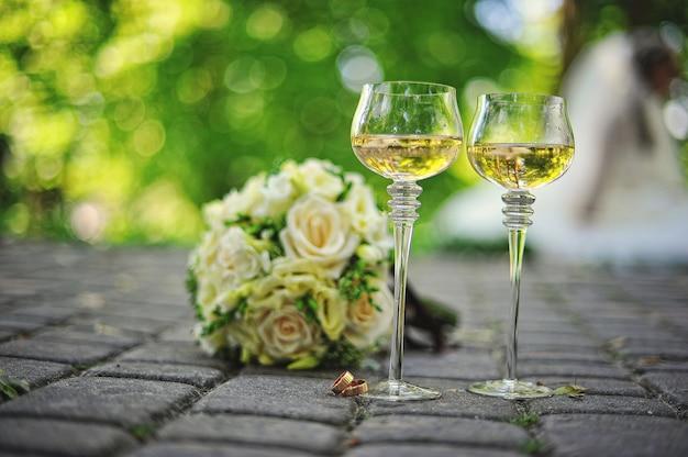 Bruiloft bril