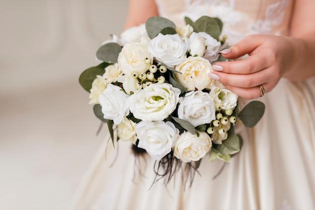 Bruiloft bruid