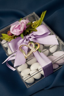 Bruiloft gunst