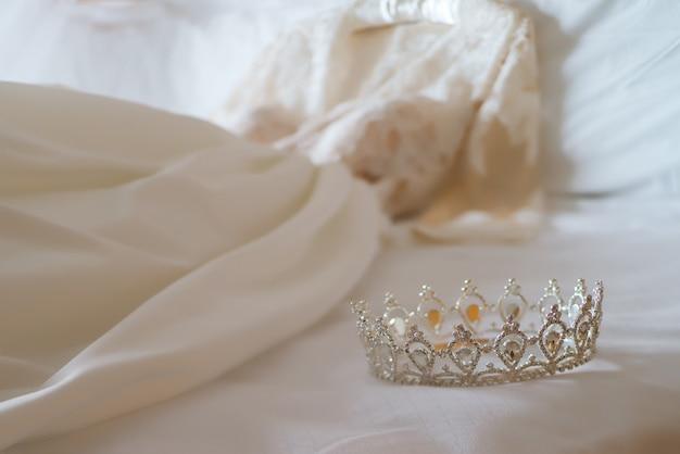 Bruiloft kroon