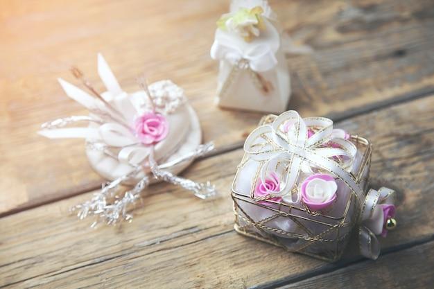 Bruiloft souvenirs