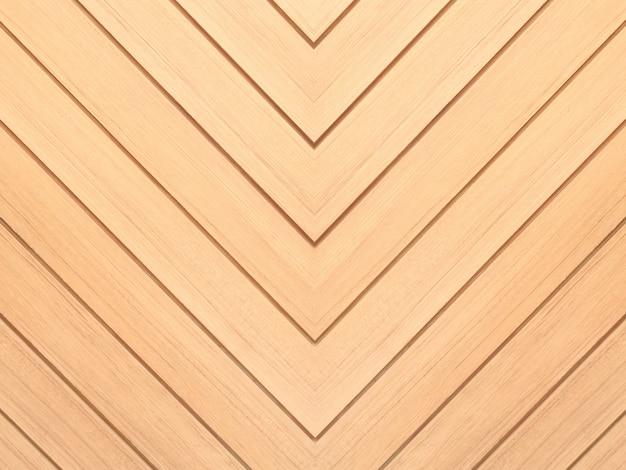 Bruin hout achtergrond. textuur van het de vloerpatroon van de chevron de natuurlijke eiken vloer.