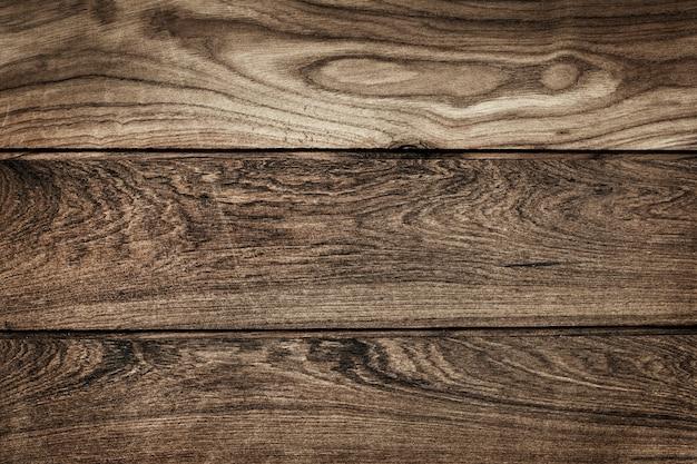 Bruin houten gestructureerde achtergrondontwerp