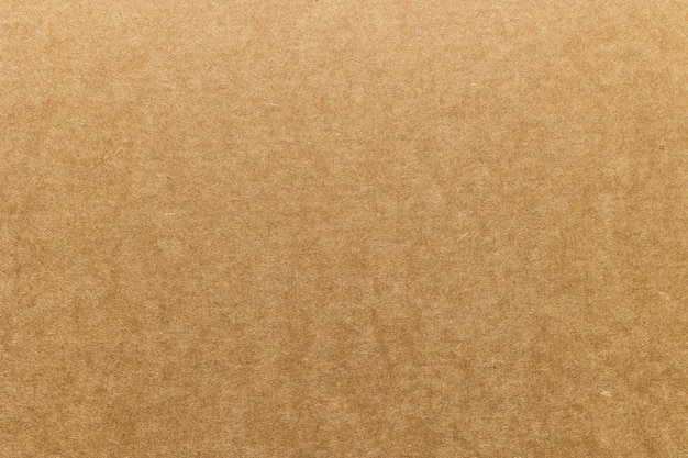 Bruin karton papier achtergrondstructuur