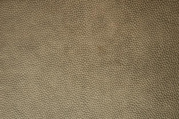 Bruin lederen textuur achtergrond oppervlak