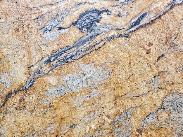 Bruin marmer met zwart patroon